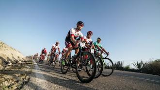 Prueba ciclista de SDomínguez Producciones.