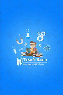 Take N' Exam - náhled