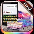 Emoji Keyboard -  Emotions ,Theme ,GIF ,Stickers icon