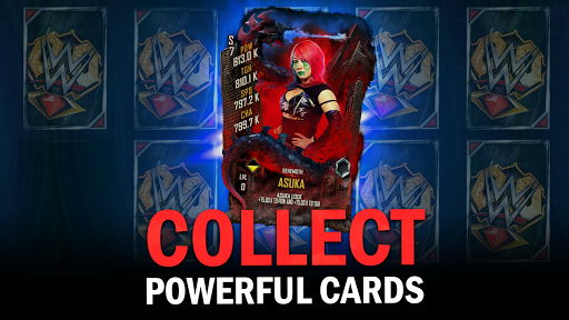 WWE SuperCard - Multiplayer Collector Card Game screenshot 2