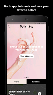 Polish Me - Beautiful Nails, On Your Schedule! - náhled