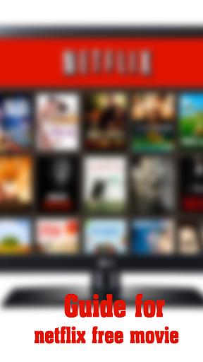 Netflixの映画のためのガイド