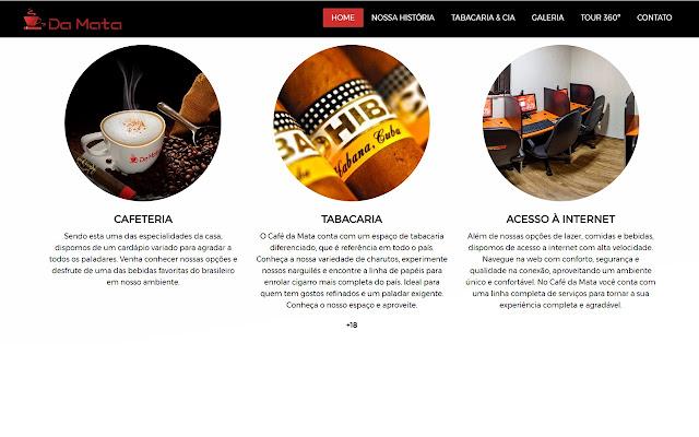 Cyber Cafe da Mata - Chrome Web Store