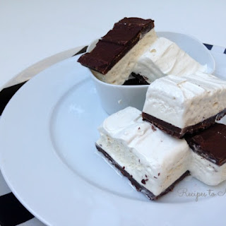 """Homemade Candy Bars with """"Caramel"""" + Marshmallow Nougat."""