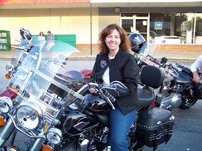 Photo: Jennifer Loves Her New Bike
