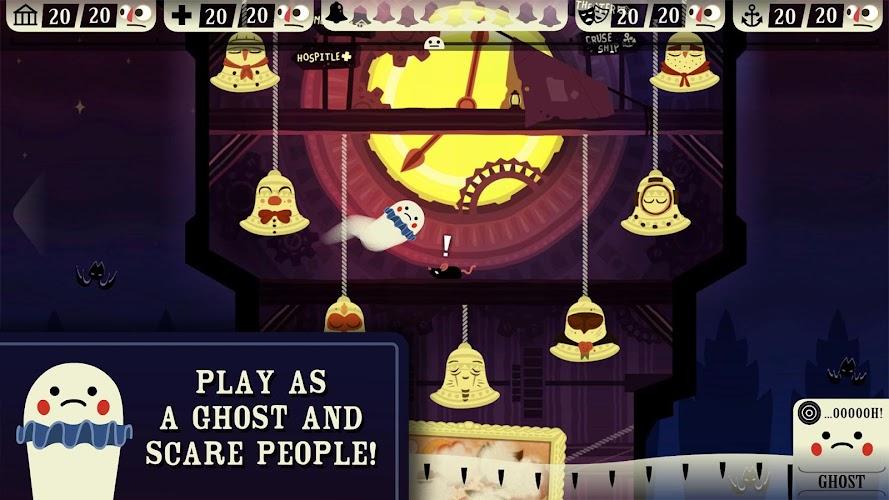 Haunt the House: Terrortown- screenshot