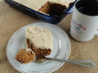 Apple Butter Bars W Cinnamon Apple Frosting Recipe