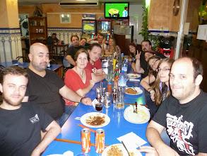 Photo: Cena post-jornadas