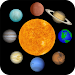 Journey to the Planets Free Icon
