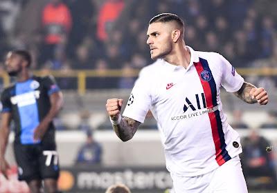 🎥 Ligue 1 : Icardi voit double lors de la victoire du PSG à Reims