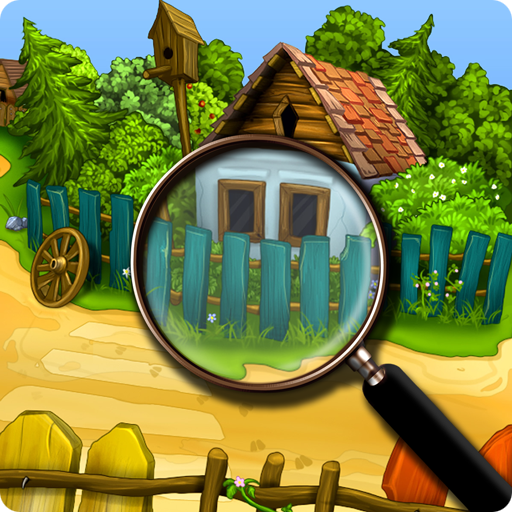 Lost Town Hidden Objects (game)