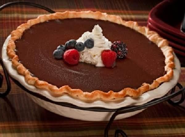 Hershey's Hotel Chocolate Cream Pie Recipe