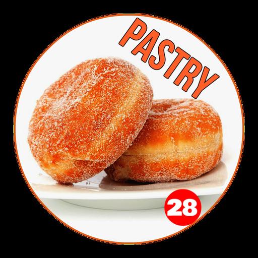 300+ Pastry Recipes