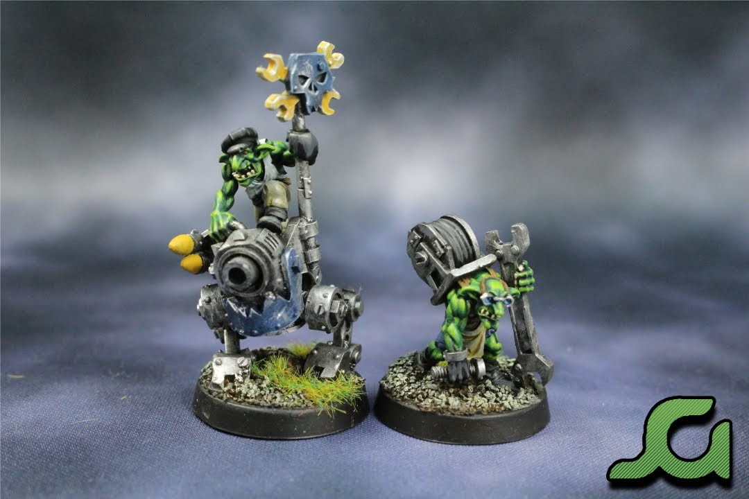 Grot Mechanics