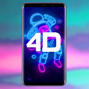 3D Parallax Background - 4D HD Live Wallpapers 4K