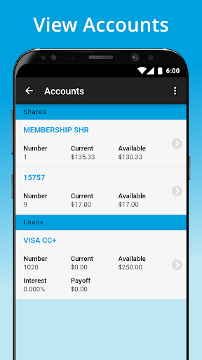 Valley Credit Union Mobile Banking  screenshots 2