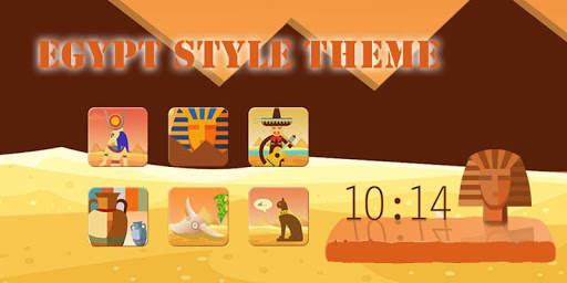 Egypt Style Theme
