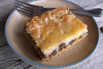 Chocochip Gooey Treats Recipe