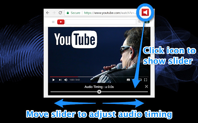 YouTube Audio Sync Tool
