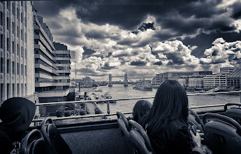 Photo: Bus tour through London  Good morning to all here by G+. I wish all of you a good new week.  #MonochromeMonday(+Monochrome Monday) Curated by+Hans Berendsen , +Jerry Johnson , +Steve Barge  prints this way -> http://markuslandsmann.zenfolio.com/