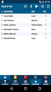 Serie A Pro- screenshot thumbnail