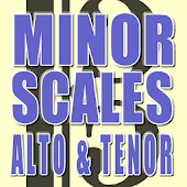 Alto Tenor Minor Scales