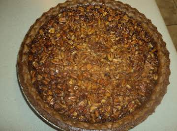 Southern Alabama Pecan Pie