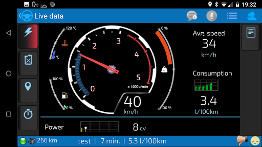 Smart Control Free (OBD2 & Car) - screenshot