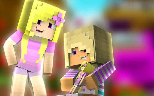 Baby girls for Minecraft 4.1.0 screenshots 3