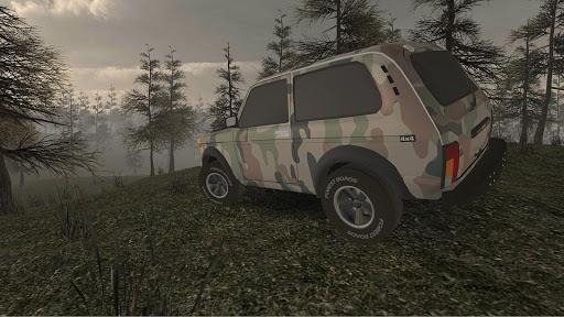 Forest Roads. Niva 1.12.70 screenshots 4