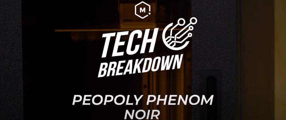 Tech Breakdown: Peopoly Phenom Noir Resin 3D Printer