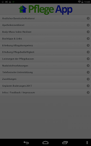 Pflege App screenshot 8