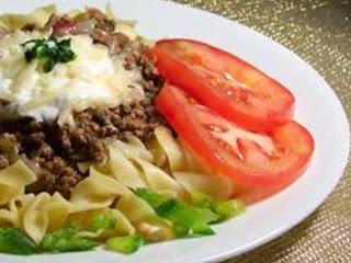 Chili Stroganoff Recipe