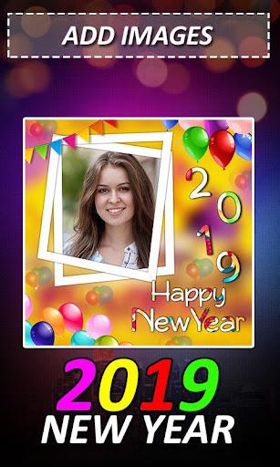 New Year Photo Frame 2019 1.0 screenshots 14