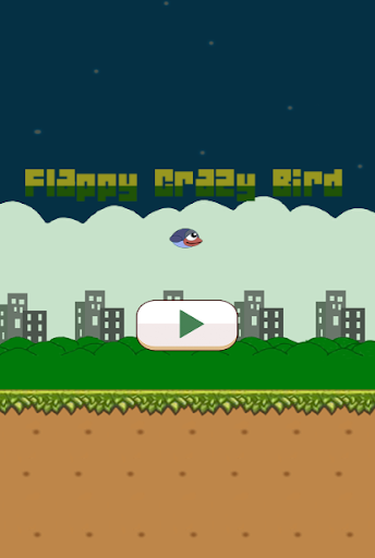 Flappy Crazy Bird 1.0 screenshots 1