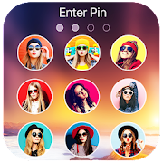 Photo Password Lock Screen (Unlock with pics)