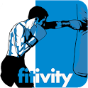 Boxing Heavy Bag & Mitt Drills icon