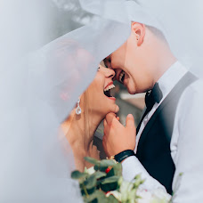 Wedding photographer Yanina Popovich (YanaKadr). Photo of 11.11.2018