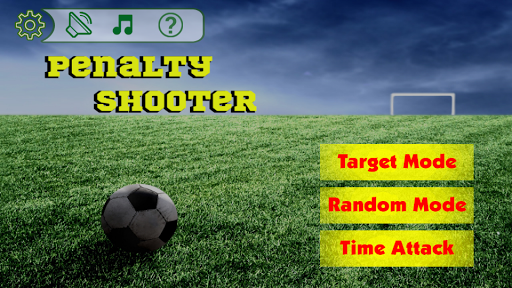 Penalty Shooter 3D