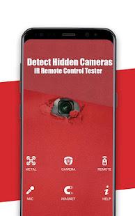 App Detect Hidden Cameras & IR Remote Control Tester APK for Windows Phone