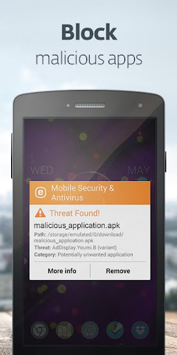 Mobile Security & Antivirus para Android
