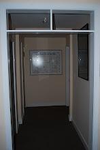Photo: Hallway headed to J&B and Think Room