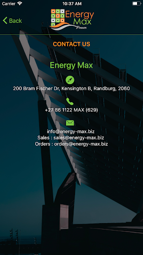 Energy Max Power for PC