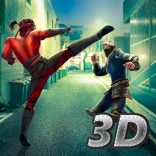Ninja Kung Fu Street Fighting