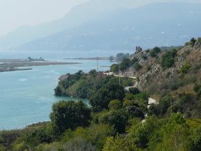 Photo: Albanien: Weg nach Butrint