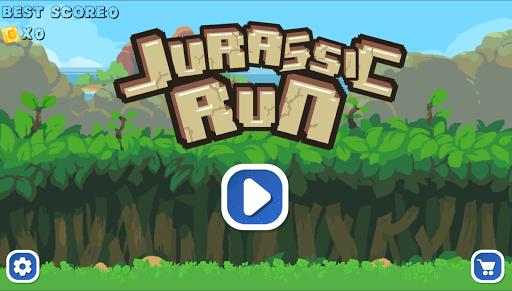 Jurassic Run 1.2.8 screenshots 2