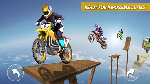 Bike Race Stunt Master  captures d'u00e9cran 1