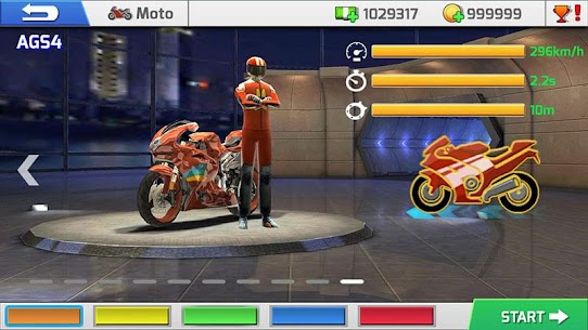 Real Bike Racing Mod Apk 1.0.9 [Unlimited Money] 5