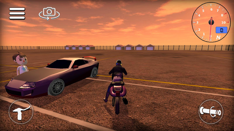 Скриншот Motorbike Drifting - Drifting Bike