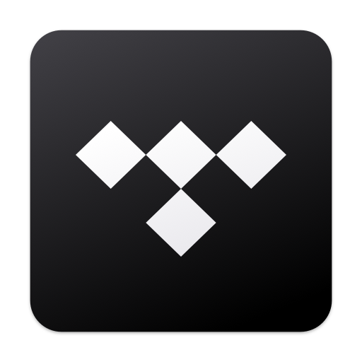 TIDAL Music - Hifi Songs, Playlists, & Videos Icon